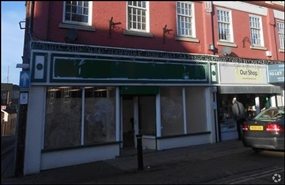 1,119 SF High Street Shop for Rent  |  6A Station Road, Hinckley, LE10 1AW