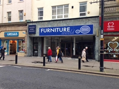 1,798 SF High Street Shop for Rent  |  18 Fawcett Street, Sunderland, SR1 1RH