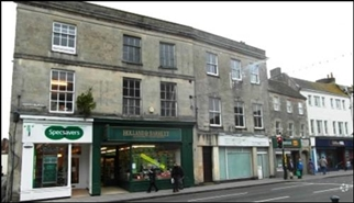 595 SF High Street Shop for Rent  |  3 Market Place, Warminster, BA12 9AY