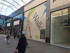 4,472 SF Shopping Centre Unit for Rent  |  G19, Trinity Walk Shopping Centre, Wakefield, WF1 1QU