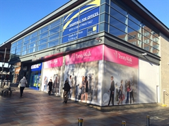 2,714 SF Shopping Centre Unit for Rent  |  G34, Trinity Walk Shopping Centre, Wakefield, WF1 1QU