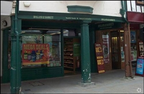 962 SF High Street Shop for Rent  |  33 High Street, Winchester, SO23 9BL