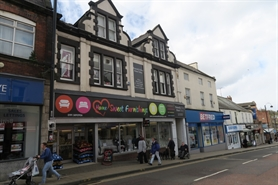 2,664 SF High Street Shop for Rent  |  51 Front Street, Chester Le Street, DH3 3BH