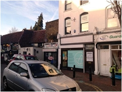 510 SF High Street Shop for Rent  |  2 Market Square, Enfield, EN9 1DL