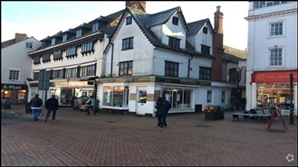 443 SF High Street Shop for Rent  |  12 Market Place, Banbury, OX16 5LG