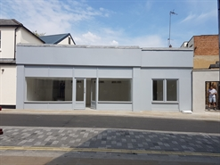 1,093 SF High Street Shop for Rent  |  92 Queens Road, Twickenham, TW1 4ET