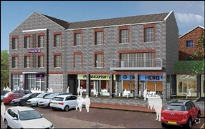 3,218 SF High Street Shop for Rent | Unit 1, Lewes, BN7 2PG