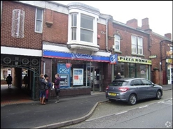748 SF High Street Shop for Rent  |  2 The Walkway, Ripley, DE5 3FN