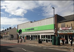 4,257 SF High Street Shop for Rent  |  1 - 11 Doncaster Road, Rotherham, S63 9HU