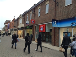 1,465 SF Shopping Centre Unit for Rent  |  Unit 23 Vicar Lane, Chesterfield, S40 1PY