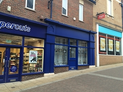 400 SF Shopping Centre Unit for Rent  |  Unit 29 Steeplegate, Chesterfield, S40 1PY