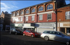 1,894 SF High Street Shop for Rent  |  6 - 6A Station Road, Hinckley, LE10 1AW