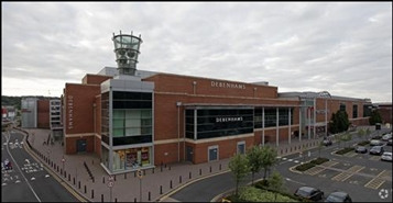5,307 SF Shopping Centre Unit for Rent  |  Unit23a, Metrocentre, Gateshead, NE11 9YR
