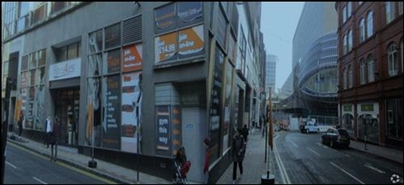 8,977 SF High Street Shop for Rent  |  Platform 21, Birmingham, B2 4BJ