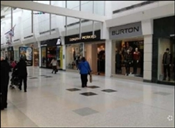 3,082 SF Shopping Centre Unit for Rent  |  Unit 27, The Thistles Shopping Centre, Stirling, FK8 2EE