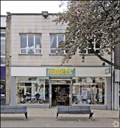 1,140 SF High Street Shop for Rent  |  64 St James Street, Burnley, BB11 1NH