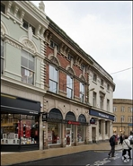 2,020 SF High Street Shop for Rent  |  17 James Street, Harrogate, HG1 1BJ