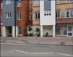 1,144 SF Out of Town Shop for Rent  |  Unit A, Bishops Stortford, CM23 3AL