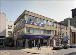 903 SF High Street Shop for Rent  |  20 Cloth Hall Street, Huddersfield, HD1 2EG