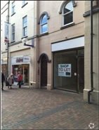 621 SF Shopping Centre Unit for Rent   Unit 17, Maylord Shopping Centre, Hereford, HR1 2AJ