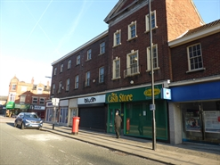 528 SF High Street Shop for Rent  |  6 Crompton Street, Wigan, WN1 1YP