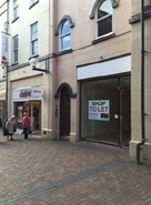 621 SF Shopping Centre Unit for Rent  |  Unit 17, Maylord Shopping Centre, Hereford, HR1 2AJ