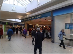 2,305 SF Shopping Centre Unit for Rent  |  Unit 34, Shires Shopping Centre, Trowbridge, BA14 8AT