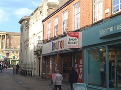 1,230 SF High Street Shop for Rent  |  4-6 Davey Place, Norwich, NR2 1PQ