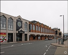 1,608 SF Shopping Centre Unit for Rent | Unit 27, The Marlands Shopping Centre, Southampton, SO14 7SJ