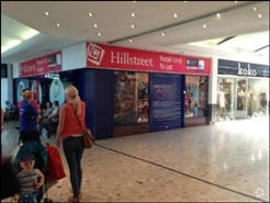 882 SF Shopping Centre Unit for Rent  |  UNIT 13, Hill Street Centre, Middlesbrough, TS1 1SU