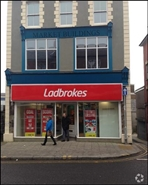 1,186 SF High Street Shop for Rent  |  Market Buildings, Maesteg, CF34 9BY
