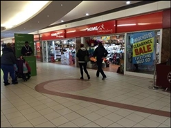 2,543 SF Shopping Centre Unit for Rent  |  43 - 45 Park Mall, Saddlers Centre, Walsall, WS1 1YS