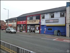 690 SF High Street Shop for Rent  |  Unit 2a, Liverpool, L5 6PX