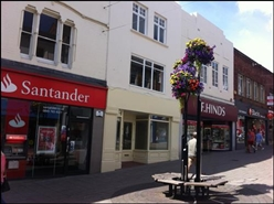 751 SF High Street Shop for Rent  |  28 Middle Street, Yeovil, BA20 1LY