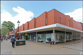 755 SF Shopping Centre Unit for Rent  |  70 High Street, Scunthorpe, DN15 6SD
