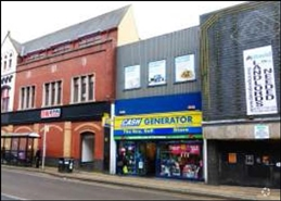 1,460 SF High Street Shop for Rent  |  116 St James Street, Burnley, BB11 1NL