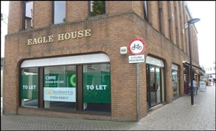 1,017 SF High Street Shop for Rent  |  Shop 7-8, Eagle House, Jersey, JE2 4QB