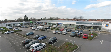 4,250 SF Out of Town Shop for Rent  |  West Heath Shopping Centre, Congleton, CW12 4NB