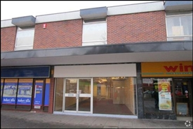 778 SF High Street Shop for Rent  |  48 Market Place, Long Eaton, NG10 1LT