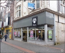 2,223 SF High Street Shop for Rent  |  91 - 93 Linthorpe Road, Middlesbrough, TS1 5DD