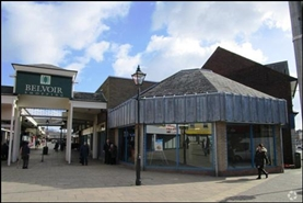1,956 SF Shopping Centre Unit for Rent  |  Unit 1g, Belvoir Shopping Centre, Coalville, LE67 3XB