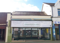 1,918 SF High Street Shop for Sale  |  41 Quay Street, Ammanford, SA18 3BS