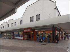940 SF Shopping Centre Unit for Rent  |  Albert Square Shopping Centre, Widnes, WA8 6JW
