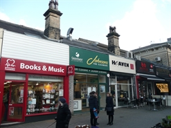 499 SF High Street Shop for Rent  |  10 Beulah Street / 60 Station Parade, Harrogate, HG1 1QQ