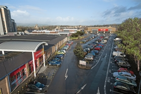 21,700 SF Retail Park Unit for Rent  |  Burnley Retail Park, Burnley, BB11 2DW