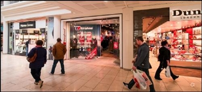 2,232 SF Shopping Centre Unit for Rent  |  UNIT 70, Intu Metrocentre, Gateshead, NE11 9YR