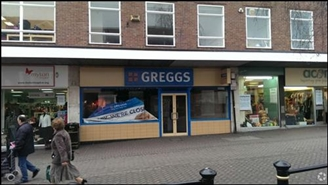 1,284 SF High Street Shop for Rent  |  16 Bridge Street, Nuneaton, CV11 4DX
