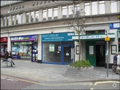 736 SF High Street Shop for Rent  |  Pearl Assurance House, Torquay, TQ1 3DW