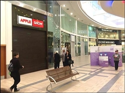 2,101 SF Shopping Centre Unit for Rent  |  UNIT 102, County Square Shopping Centre, Ashford, TN23 1YB