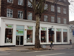 1,500 SF High Street Shop for Rent | 72 Chiswick High Road, CHISWICK, W4 1SY